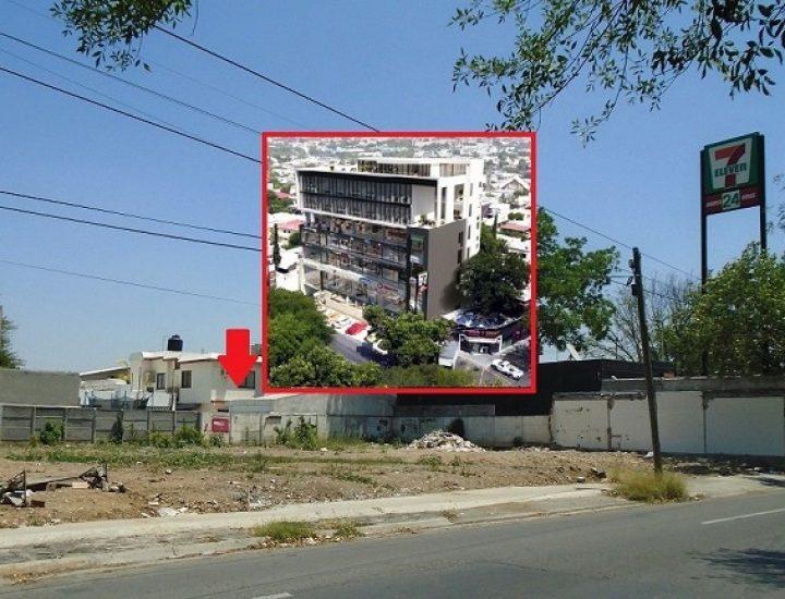 Harán edificio multiusos en Contry; concluye demolición