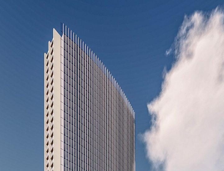 Superará los 150 metros nueva torre en Av. Morones Prieto