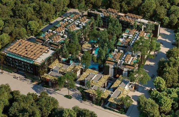 Se alían empresas regias para desarrollar complejo en Quintana Roo