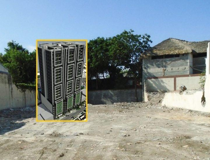 Concluye demolición para edificar proyecto vertical en MTY