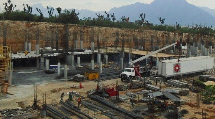 Inician niveles 'sub' de complejo de 104 mil m² en Puerta de Hierro