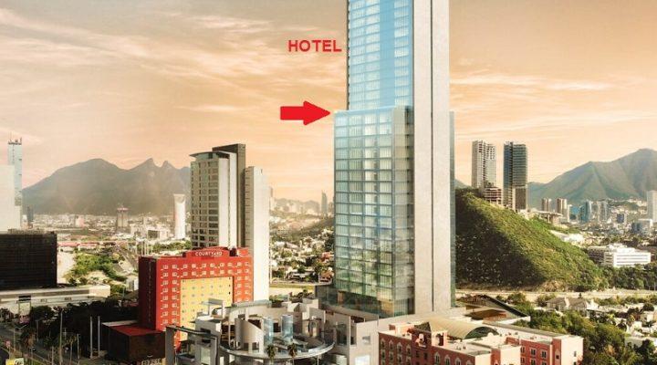 Añadirán 14 niveles de hotel a proyecto vertical en MTY