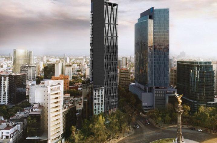 Alistan inicio de obra civil de torre de 43 niveles en CDMX