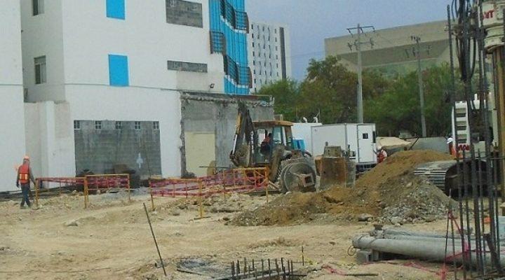 Arranca cimentación de proyecto de 30 niveles en MTY