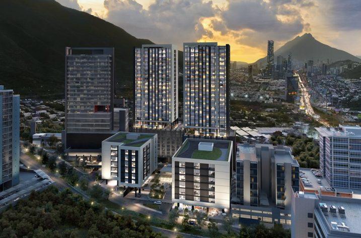 Activan obra para edificar conjunto vertical en Valle Oriente