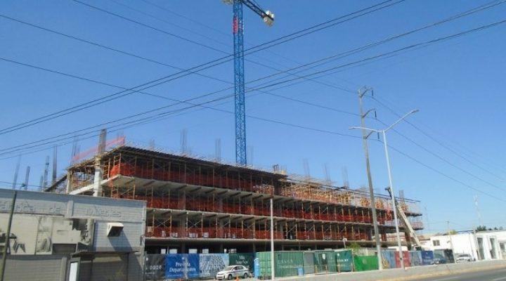 Inicia despegue de proyecto vertical en Av. Ruiz Cortines