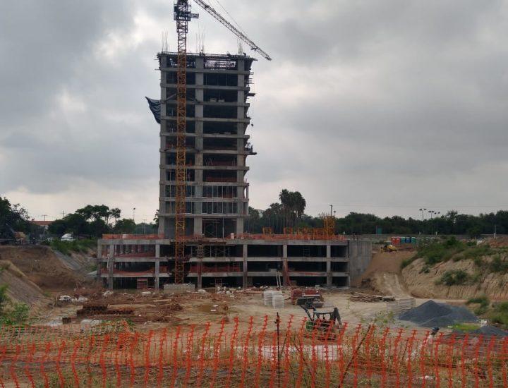Supera el 50 por ciento estructura de Torre I en San Nicolás
