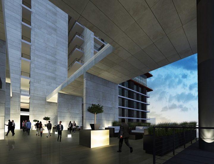Construcción de torre en Distrito Tec 'estrena' gerencia de obra