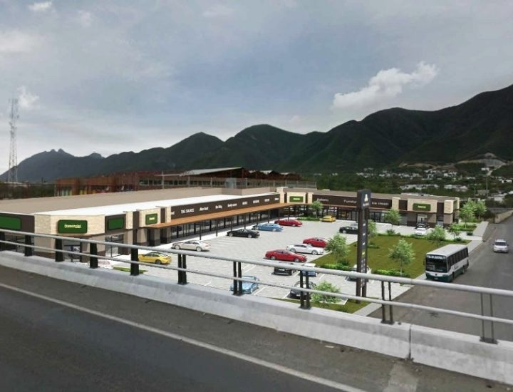 Proyectan desarrollo 'strip mall' en la Carretera Nacional