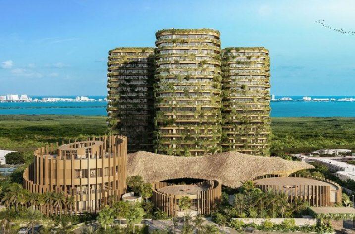 Construirán innovador proyecto multitorres en la Riviera Maya