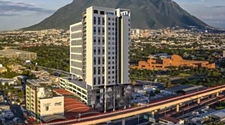 Crearán torre de 'depas' con comercio en la zona Santa Lucía