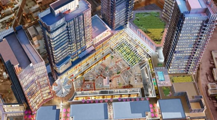 Llega verticalización con uso mixto a Tijuana; inicia fase estructural