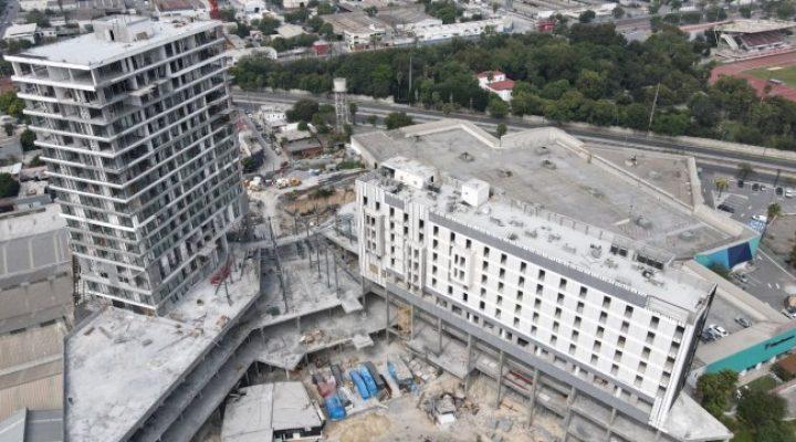 Perfilan primeros tres componentes de centro urbano en MTY
