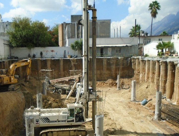 Cimientan inmueble 'vertical' en corredor comercial de San Pedro