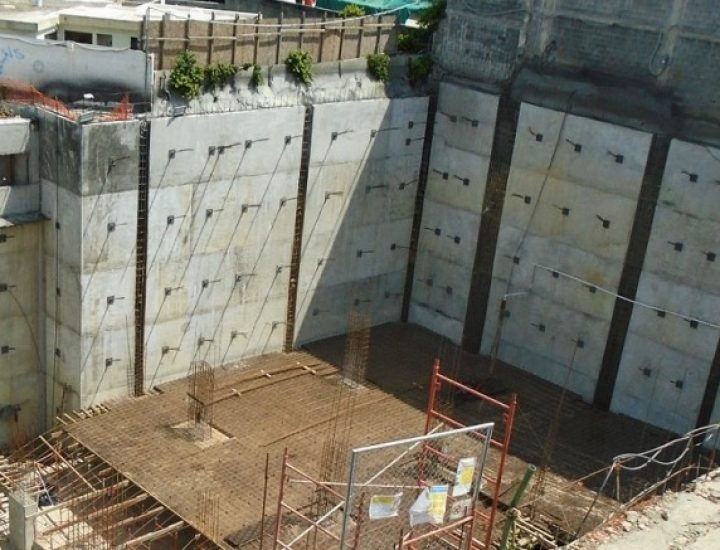 Inicia 1er nivel de sótanos de torre de uso mixto en MTY