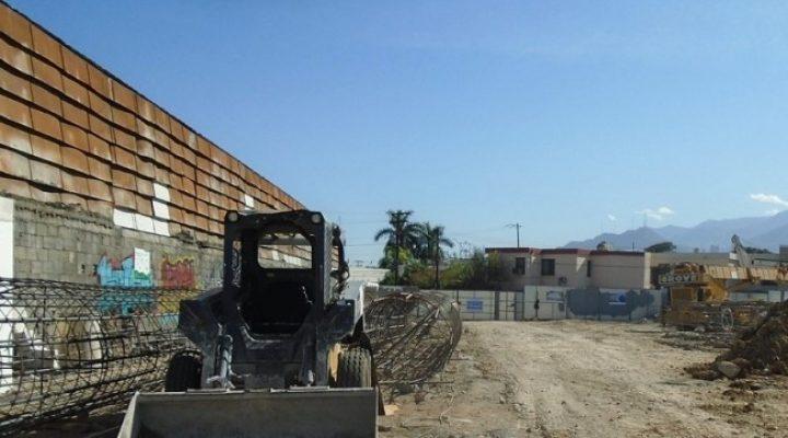 Alistan obras de cimentación de torre de 25 niveles en MTY