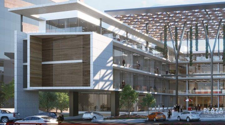 Firma regia ejecutará obra civil de 'shopping center' en SP