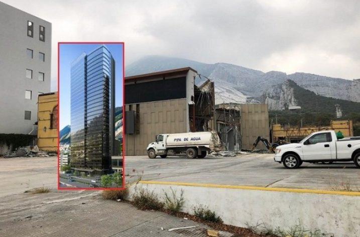 Inician preparativos para edificar corporativo en Santa María