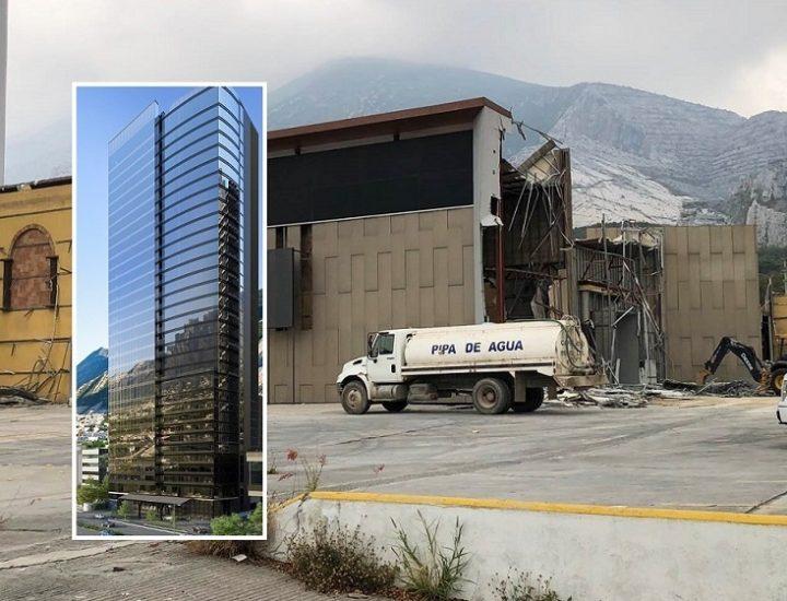 Inician preparativos para edificar corporativo en MTY