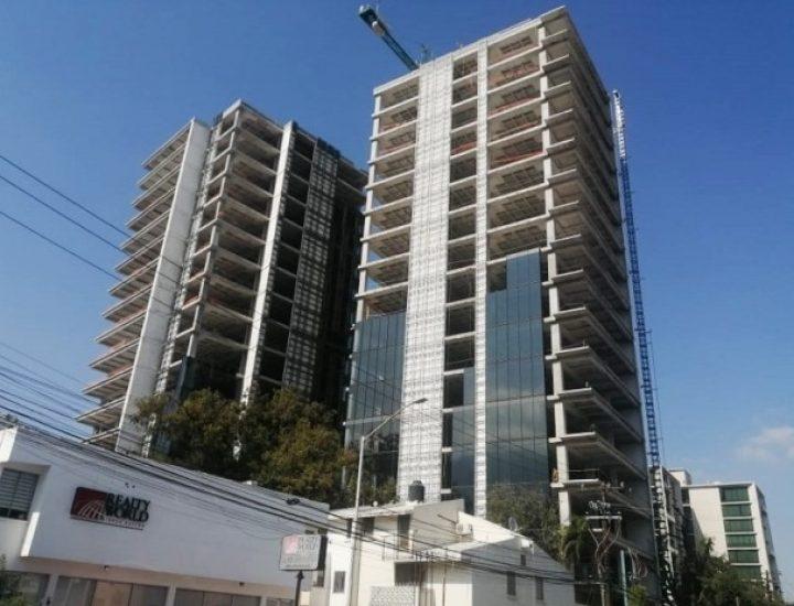 Arranca nueva fase constructiva de complejo vertical en San Pedro