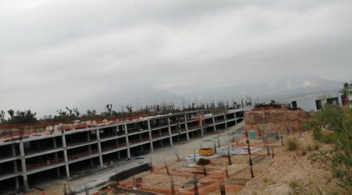 Preparan nueva fase constructiva de complejo urbano en MTY