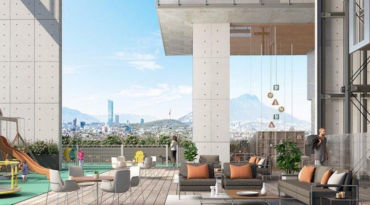 Arrancarán este mes obras de torre de 28 niveles en el Centro