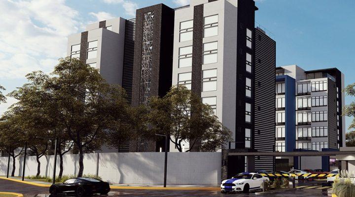 Alistan inicio de obra de vivienda vertical al Sur de MTY