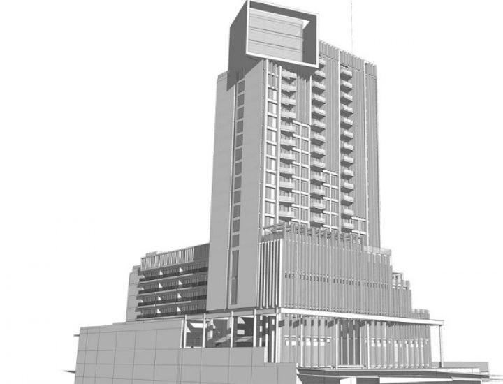 Desarrollarán inmueble vertical de uso mixto en Guadalajara
