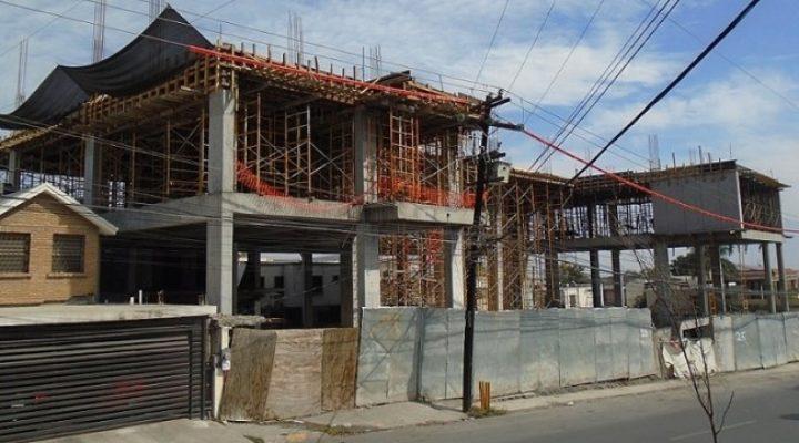 Levantan complejo de uso múltiple en la zona de San Jerónimo