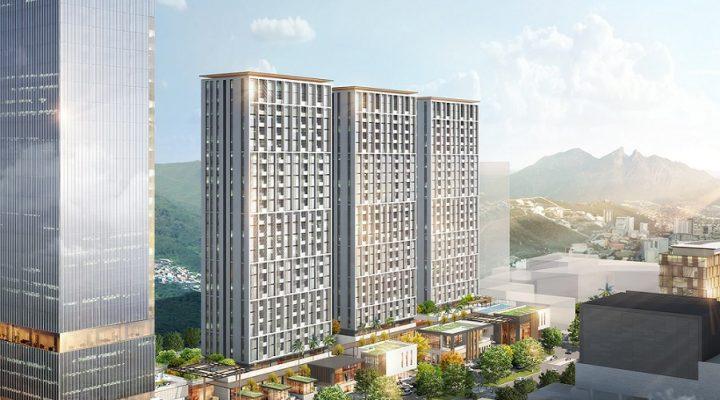 Y el constructor seleccionado para la obra civil es… (2 torres, 23 niveles)