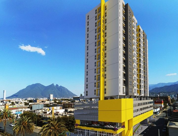 Presentan a empresa que edificará condominio vertical en MTY