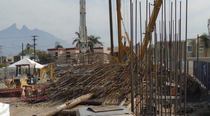 Inicia cimentación de torre multifuncional en MTY