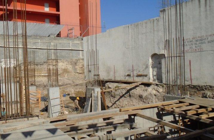 Erigen primeras columnas de inmueble vertical en MTY
