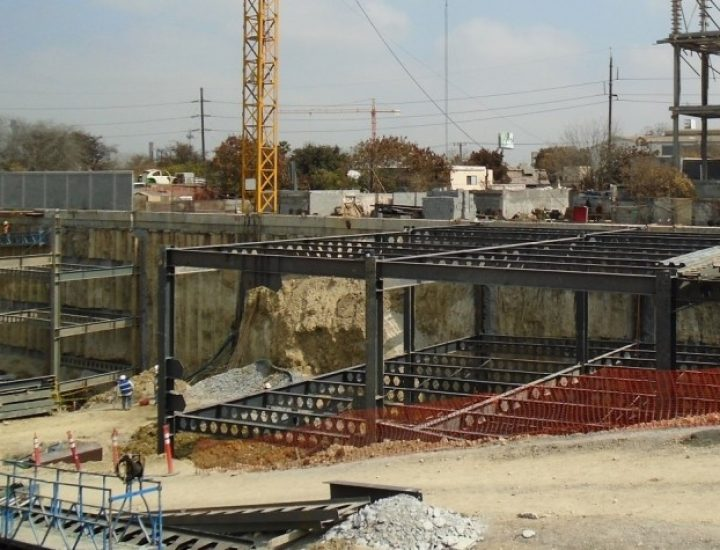 Construyen 'depas' con vista al Horno 3; integrarán plaza  temática