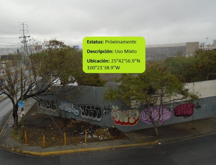 Transformarán perfil de Av. Rangel Frías con 'megaproyecto'