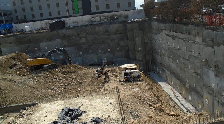 Se preparan para iniciar con cimentación de torre corporativa