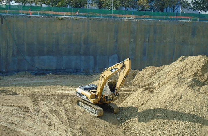 Se prepara el arranque de la cimentación de 3 torres en DVC