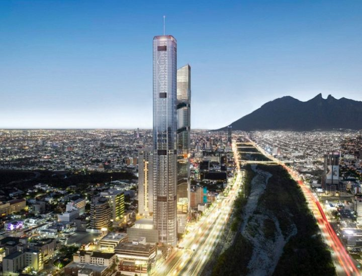 Arrancarían en octubre de 2021 obras de rascacielos en Constitución