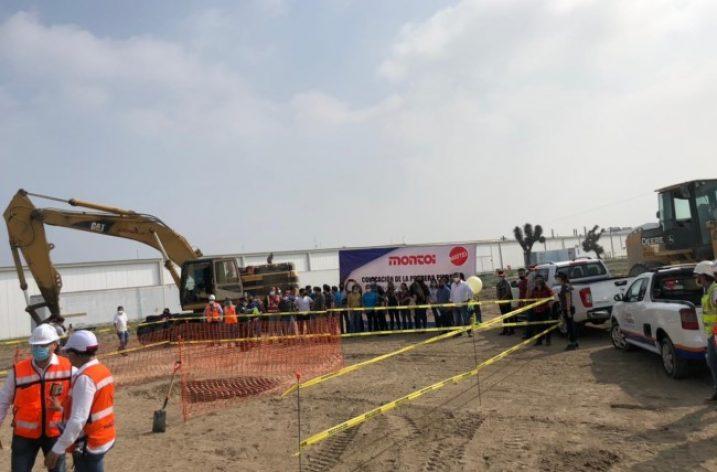 Confía trasnacional en constructora regia para expansión en México