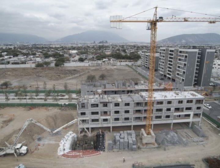 Avanza nueva fase de complejo de vivienda en San Nicolás