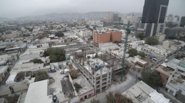 Inicia su ascenso desarrollo multiusos en el Barrio Antiguo