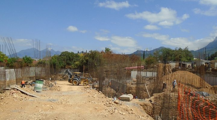 Comienza obra civil de multifamiliar en San Pedro