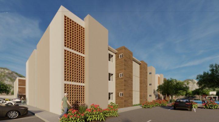 Inicia construcción de conjunto de vivienda en Guadalupe