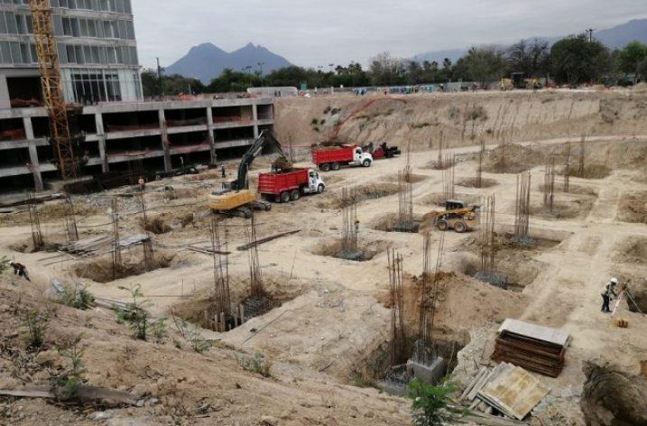 Arranca segunda fase de conjunto vertical en San Nicolás
