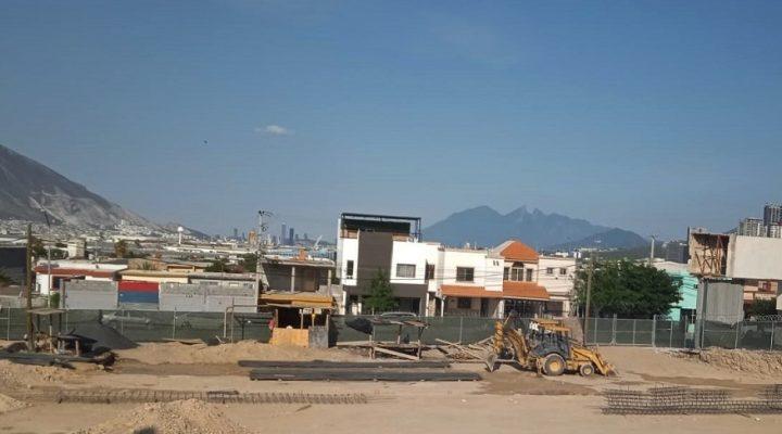 Podrán en marcha fase de obra civil de conjunto de usos mixtos
