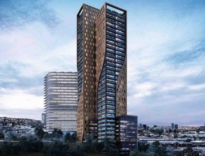 Arranca construcción de innovador conjunto vertical en Tijuana