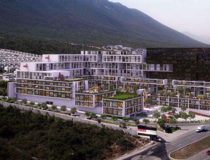 Alcanza 26% avance estructural de torre en Av. Paseo de los Leones
