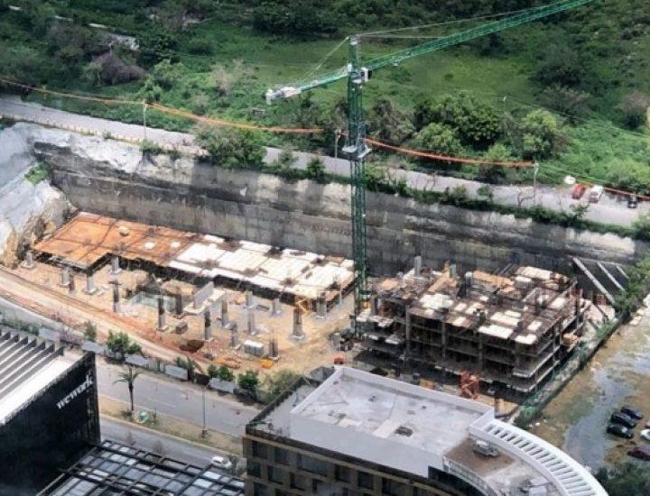 Arrancan niveles 'sub' de conjunto vertical en San Pedro