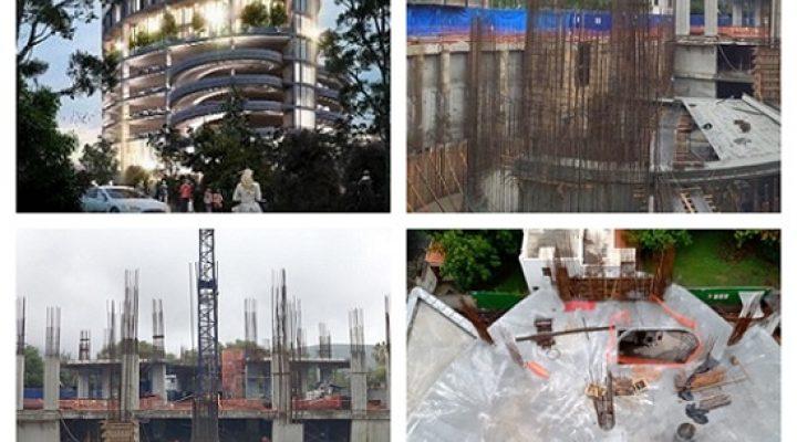 Inicia despegue de torre con diseño vanguardista en MTY