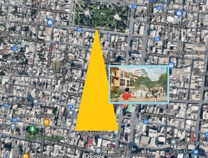 Se alían desarrolladores regios; detonarán 'skyline vertical' en el Centro